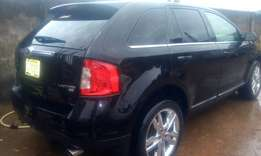Super sharp sparkling fullest option 011 ford edge