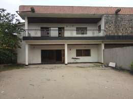 Massive 3 bedroom duplex with 2 sitting rms at Maryland, Ikeja