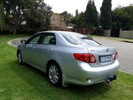 2010 Toyota Corolla D4D 2.0 for sale