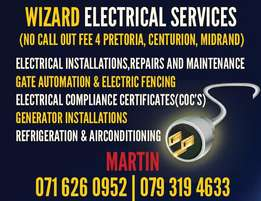 Honest Electrical services at a fair Price