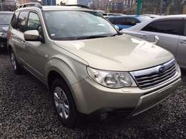 Subaru Forester (With Sunroof)