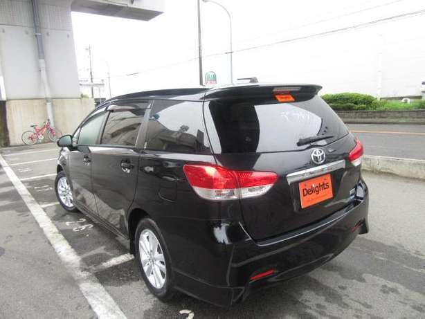 Super clean Toyota wish,2009model,1800cc valve matic engine. Hurlingham - image 3