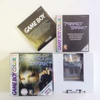 Perfect Dark for Gameboy Colour