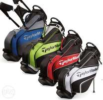 TAYLORMADE pro 4.0 dual carry strap golf stand bag