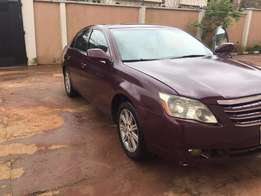 Super Clean Toyota Avalon 2006/2007 LIMITED