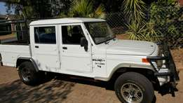 Mahindra double Cab for sale