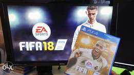 Fifa 18 for Ps4 at 5400 Sealed