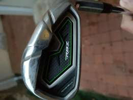 Used Taylormade rocketballz irons.