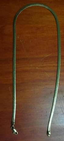 Used gold chain Bredell - image 2