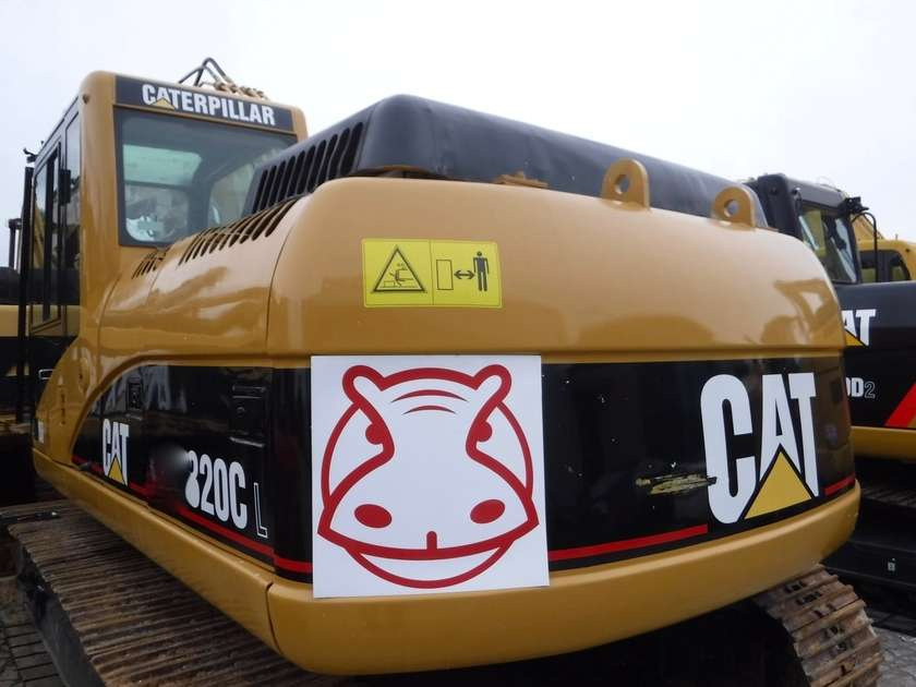 Caterpillar 318CL - 2006 - image 8