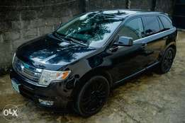 Hurry and take advantage now of my 2008 Ford Edge Full-Option!!!