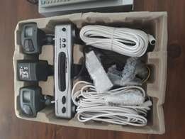 Twin CCTV camera + DVD/VCR and video to PC recording device