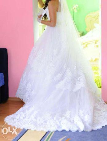 Продам весільну сукню  250   - Весільні сукні Новояворівськ на Olx 8566a78d6c701