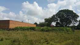 1/4 plot at rock centre /kimumu with title ideal for rental