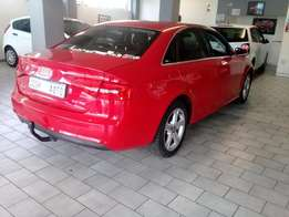 Pre owned 2013 Audi A4 2.0 TDI automatic