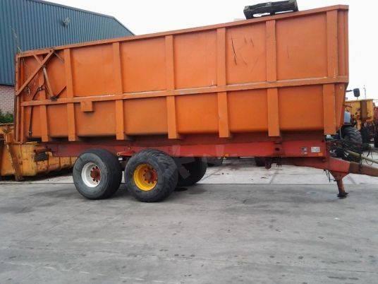 LeBoulch 18Ton dump trailer - 1994