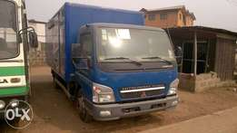 Very Clean Tokunbo Mitsubishi Fuso Truck 8 Tons
