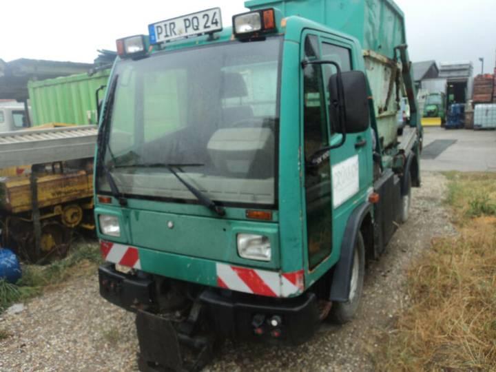 Unimog UX 100  409u002F60 - 1998