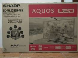 Rush now for the Sharp 32 inches HD digital led tv