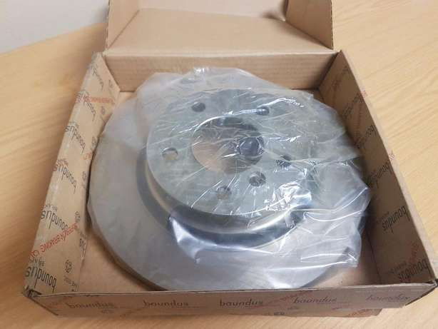 Brake Discs REAR BMW E46 325i (And various other E46 3 Series models) East Lynne - image 1