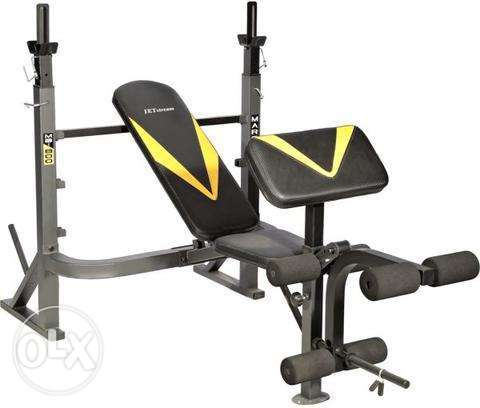 Olympic heavy duty weight lifting bench Surulere - image 1