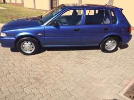 toyota tazz for sale price R15,000