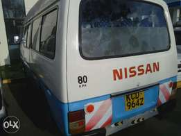 Nissan Caravan ,matatu for sale