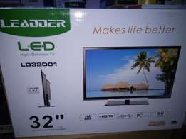 "32"" Leader Tv digital"