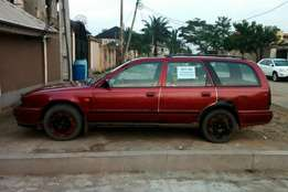 Nissan premera private used.. Yes first body grade one nest and clean,
