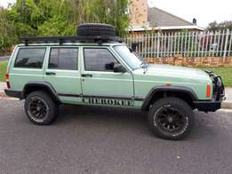 2000 Jeep Cherokee 4.0 4x4 A/T