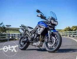 Tiger XRX - 2016 with loads of extras