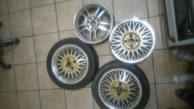 """Mag rims forsale 16"""" Vaalbank - image 2"""