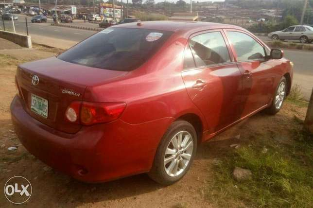 Very neat corolla first body Ibadan Central - image 1