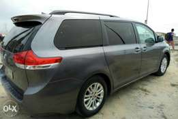 Super clean fairly used Toyota Sienna on giveaway prize