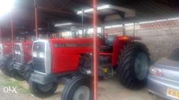 Massey Ferguson tractor (MF 375) for sale