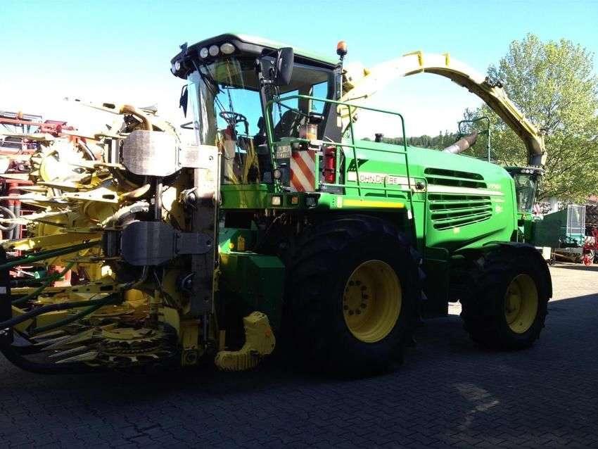 John Deere 7750 I - 2012