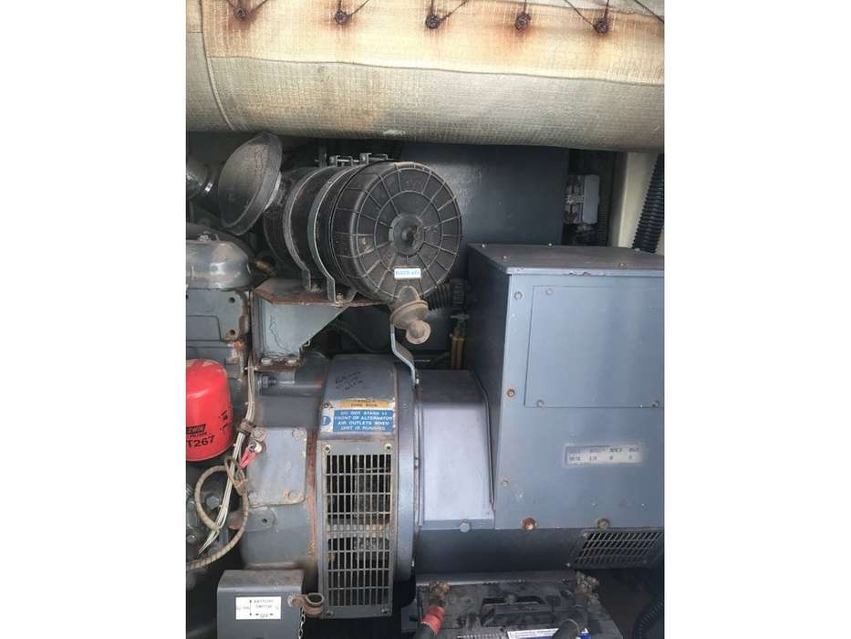 Iveco 8065E - 60 kVA Generator - DPX-11795 - 2003 - image 9