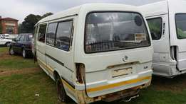 Toyota Low roof cmc Inyathi stripping for spares