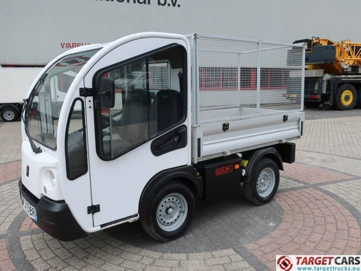 Goupil G3 Electric Open Platform Van UTV Utility Vehicle - 2013