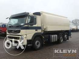 Volvo FM 11.410 - To be Imported