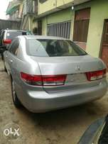 Foriegn Used 2004 Honda Accord