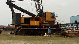 450T Manitowoc Crawler Crane for Hire