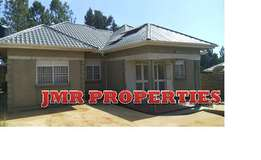 Perfectly priced 3 bedroom home for sale in Wakiso-Gayaza at 150m