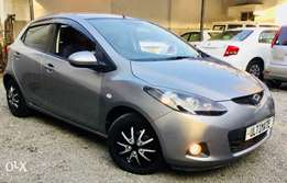 Mazda demio 2010 sports edition Kcp just arrived loaded at 670,000/=