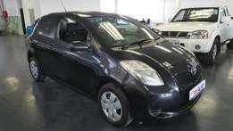 2008 Toyota Yaris T1 3dr