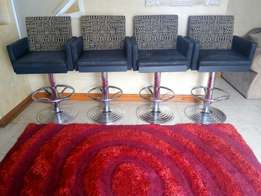 Stunning Bar Chairs x 4