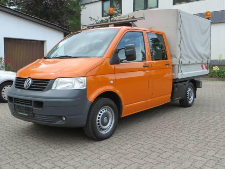 Volkswagen T5 2.5 TDI, 4Motion, Doka, Klima, Tüv neu - 2008