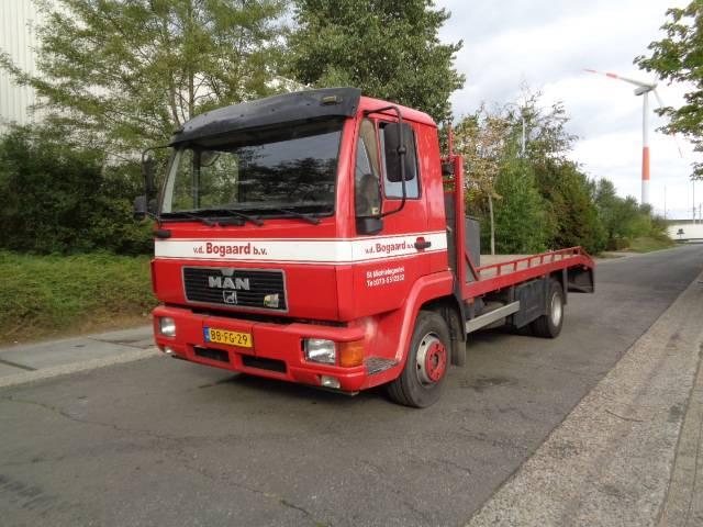 MAN L2000 - 1994