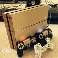 London used PS4 console with accessories