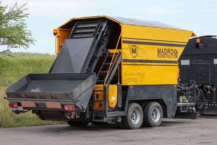 MADROG KD 3D asphalt recycler